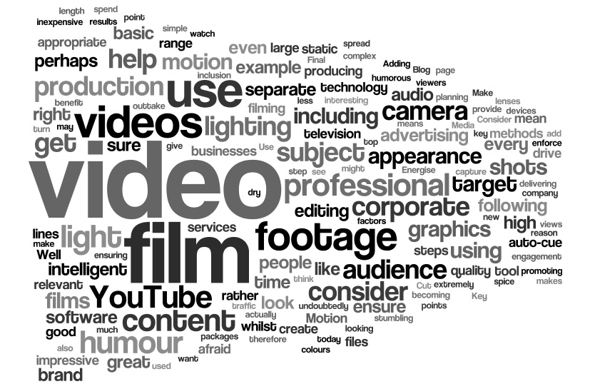 Energise Media Video Production in Hertfordshire