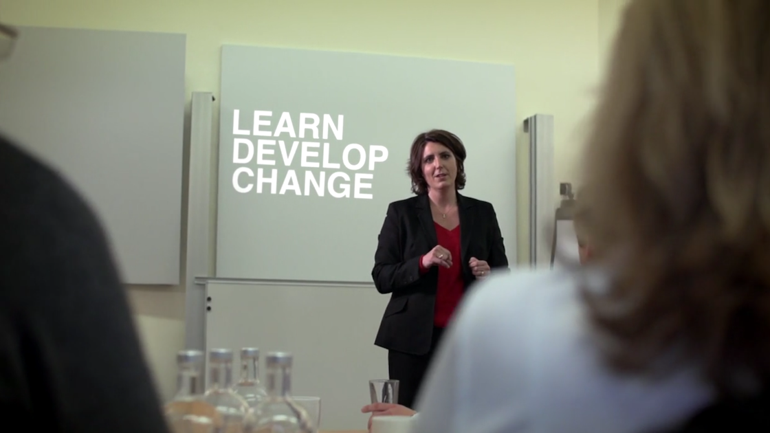 Ashridge business school Training Video